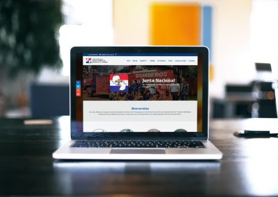 Página Web: bomberos.org.py
