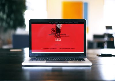 Página Web: cinefestpy.org